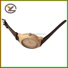 wholesale import fashion wood watch manufacturer,geneva wood watch