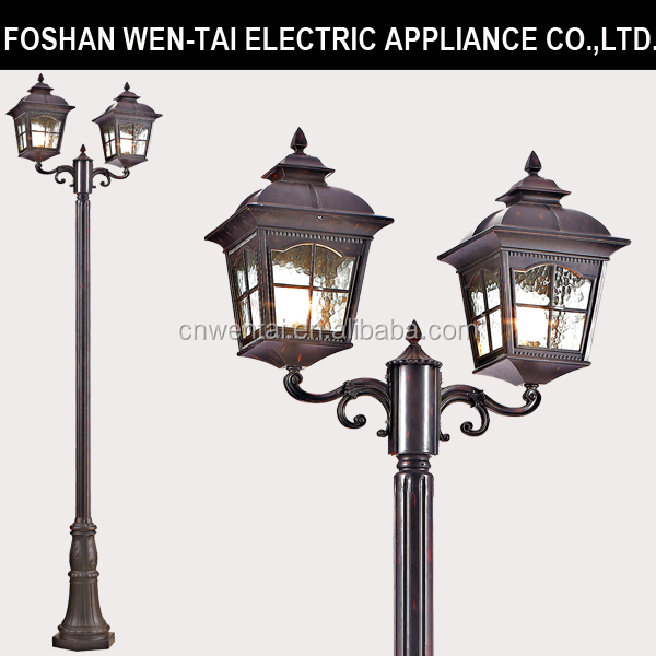 Fancy Outdoor Post Lights: Outdoor Garden Light/decorative Garden Led Light/fence