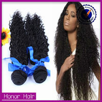 2016 New Product Kinky curly Factory Price 7A Grade Unprocessed Wholesale Virgin Brazilian Hair