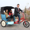 Newest three wheel motorcycle rickshaw tricycle
