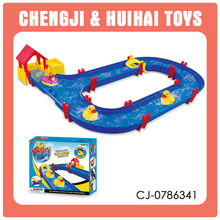 2015 new crazy plastic water play set toys for kids