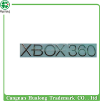 A custom thin metal stickers and food packaging stickers and metal detectable labels