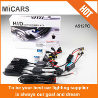 oem fast bright& super canbushigh power hilo hid kih AC 55W xenon hid kit