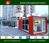 Living 20ft Container House China Container House