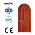 madeira pintada de design da porta interna para