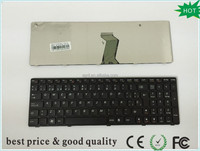 Laptop keyboards For LENOVO G560 G550 G570 SP Black notebook keyboard SP