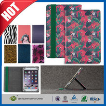 C&T Luxury OEM Design PU Leather Case Cover Stand for Apple iPad Mini 7.9 inch Tablet