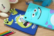 3D silicone rubber case for ipad mini 1 2 3