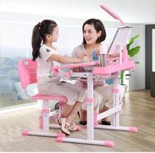Modern ergonomic kids homework table