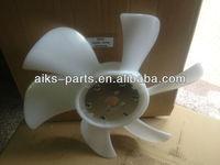 YANMAR 4D94E engine parts Fan Blade YM129900-44700