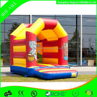 Customused commercial big bounce trampoline bounce round for sale