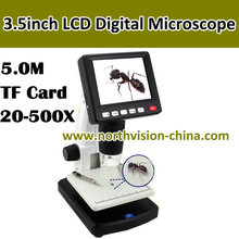 3.5 inch standalone lcd digital microscope camera