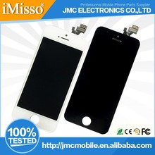Mobile Phone Spare Parts LCD Display Screen for iPhone 5 lcd digitizer assembly