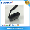 Factory price supply customized capacity 2600mah 7.4v lithium rechargeable battery heated gloves/electric clothes