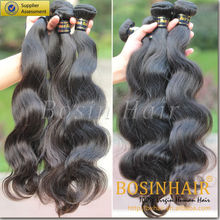 best quality 5A 6A 100% human wholesale brazilian peruvian hair extensions body weave remy