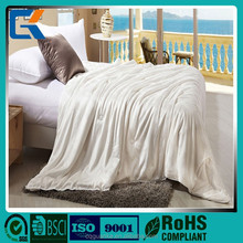 Factory price luxury five star quality hotel silk quilt for bedding set