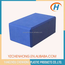 2015 new design physical therapy yoga block with 3*6*9,Classical Model in YangZhou China