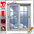 uso comercial preço barato design janela de grades para janelas de correr