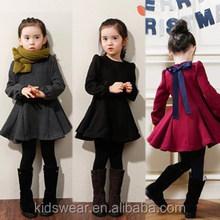 High quality new design children garment Korean design lovely kids fancy dress costumes