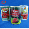 Canned strawberry preserved fruit