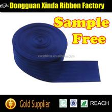 Super tensile webbing ribbon work on dresses