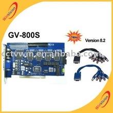Tarjeta DVR GV / GV 800 de seguridad cctv tarjeta 3 g tarjeta de la cámara 8.4 versión