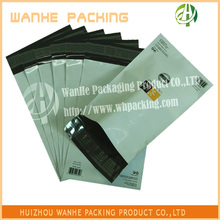 Recycle Ldpe Green Plastic Mailing Envelope/bags For Delivery Goods