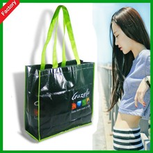 High Quality OEM Production recycled china cheap laminated pp non woven bag for shopping