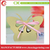 Yellow Butterfly paper Favour Boxes Weddings, Baby Shower Gift Box