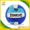 Colorful Advertising Machine Stitched Volleyball