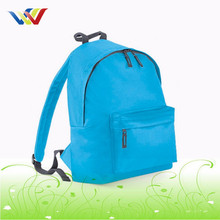 2015 Summer bright color polyester high school backpack