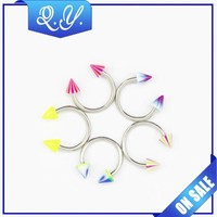 fashion wholesale indian nose piercing jewelry