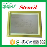 Smart Bes Shenzhen Stencil Making Manufacturer PCB Stencil for Solder Paste Printer with High Accurate