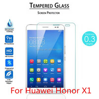 9H Tempered Glass Screen Protector For Huawei Honor X1 Tempered Glass Screen Film