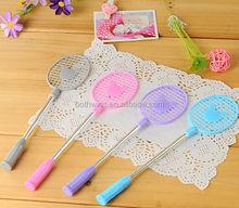 racket shaped pen