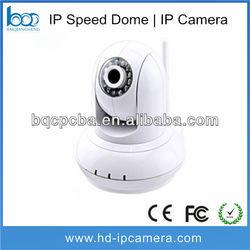 IEEE 802.11n Wireless Connection HD Pan/Tilt Wired/Wireless IP Camera