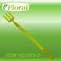 garden fork with long handle