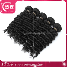 Factory Price large Stocks All Length Available Virgin Brazilian Hair Deep Curls