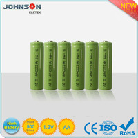 1200mah 1.5v aa ni-mh rechargeable battery rechargeable battery