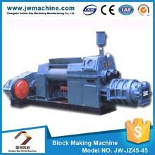 Professional manufacturer 4500*1600*1600 mm 155KW brick making machine installation