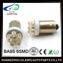 BA9S 6SMD 12V led light bulb led auto led lamp