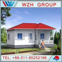 alibaba china prefabricated house /prefab home with house plans