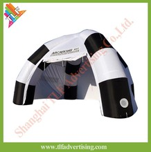 Inflatable giant tent,zebra tent,party tent inflatable marquee