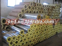 glass wool duct insulation semi rigid glass insulation products factory