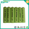 china factory 1.2V 1000 mah rechargeable battery