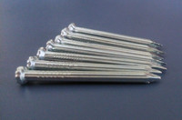 Flat Head Galvanized Concrete Nail