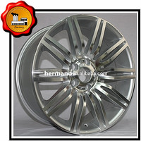 18in RACING ZE40 black FORGED 1PC. chorme WHEEL 2PC color options available ET 42