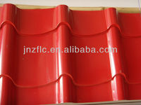 corrugated aluminum sheet for prefabricated house roof and wall