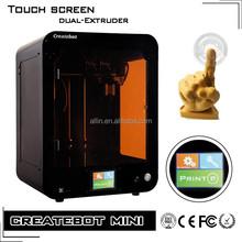 CE Approved custom anime 3d mouse pad model 3d printing impresora 3d createbot touch screen 3d pen printer