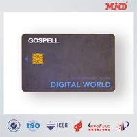 MDC07892 contact ic smart card professional pvc card maker